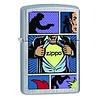 Zippo Aansteker Zippo Comic Superhero