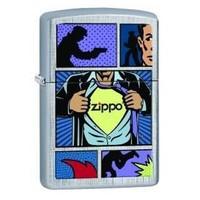 Aansteker Zippo Comic Superhero