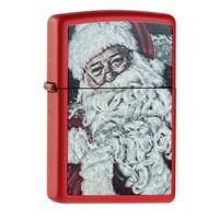 Aansteker Zippo Santa Claus