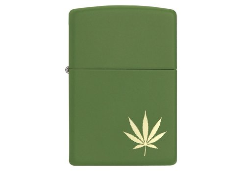 Aansteker Zippo Hemp Leaf