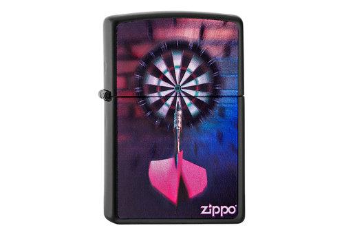 Aansteker Zippo Darts Bulls Eye