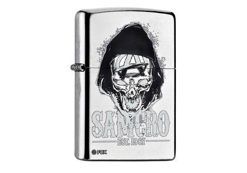 Aansteker Zippo SOA Sons of Anarchy Samcro