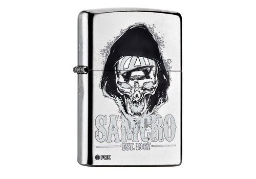 Lighter Zippo SOA Sons of Anarchy Samcro