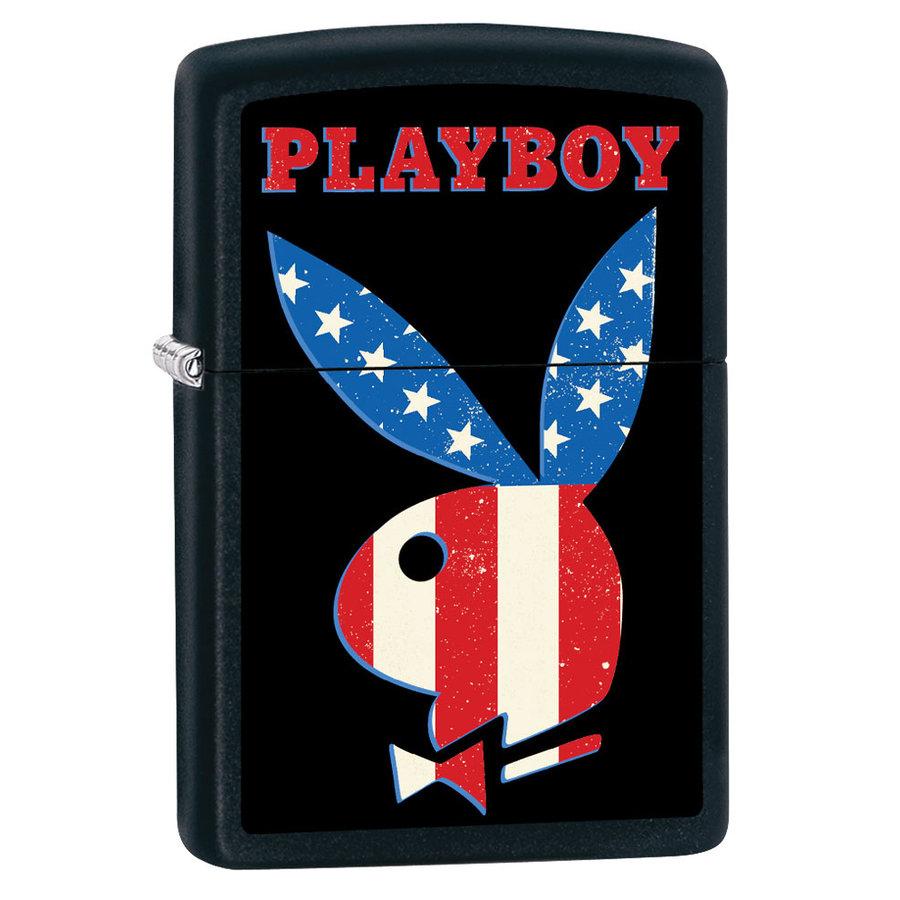 Aansteker Zippo Playboy American Bunny
