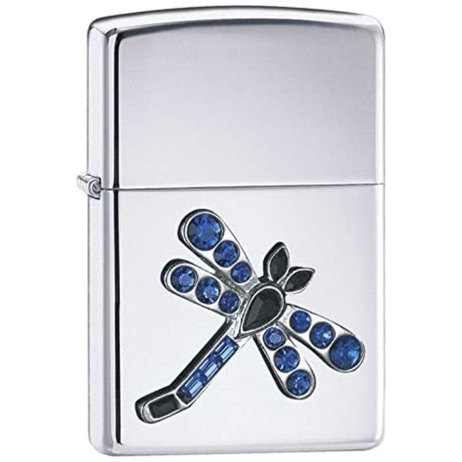 Lighter Zippo Dragonfly Emblem