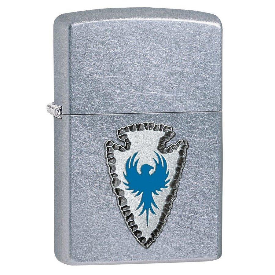 Lighter Zippo Arrowhead Emblem
