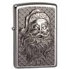 Zippo Aansteker Zippo Santa Claus Emblem