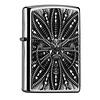 Zippo Lighter Zippo Cyber Devil Emblem