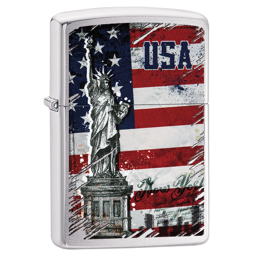 Lighter Zippo USA Statue of Liberty