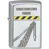 Zippo Aansteker Zippo Construction Crane