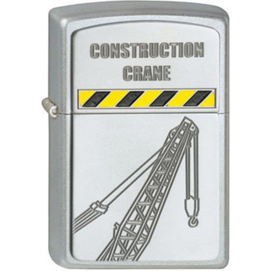Aansteker Zippo Construction Crane