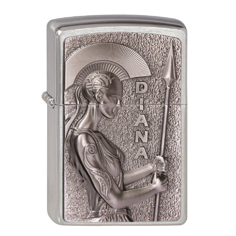 Aansteker Zippo Roman Goddess  Diana Emblem