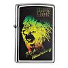 Zippo Lighter Zippo Bob Marley Iron Lion