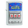Zippo Aansteker Zippo Slot Machine Emblem