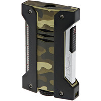 Aansteker S.T. Dupont Defi Extreme Green Camouflage