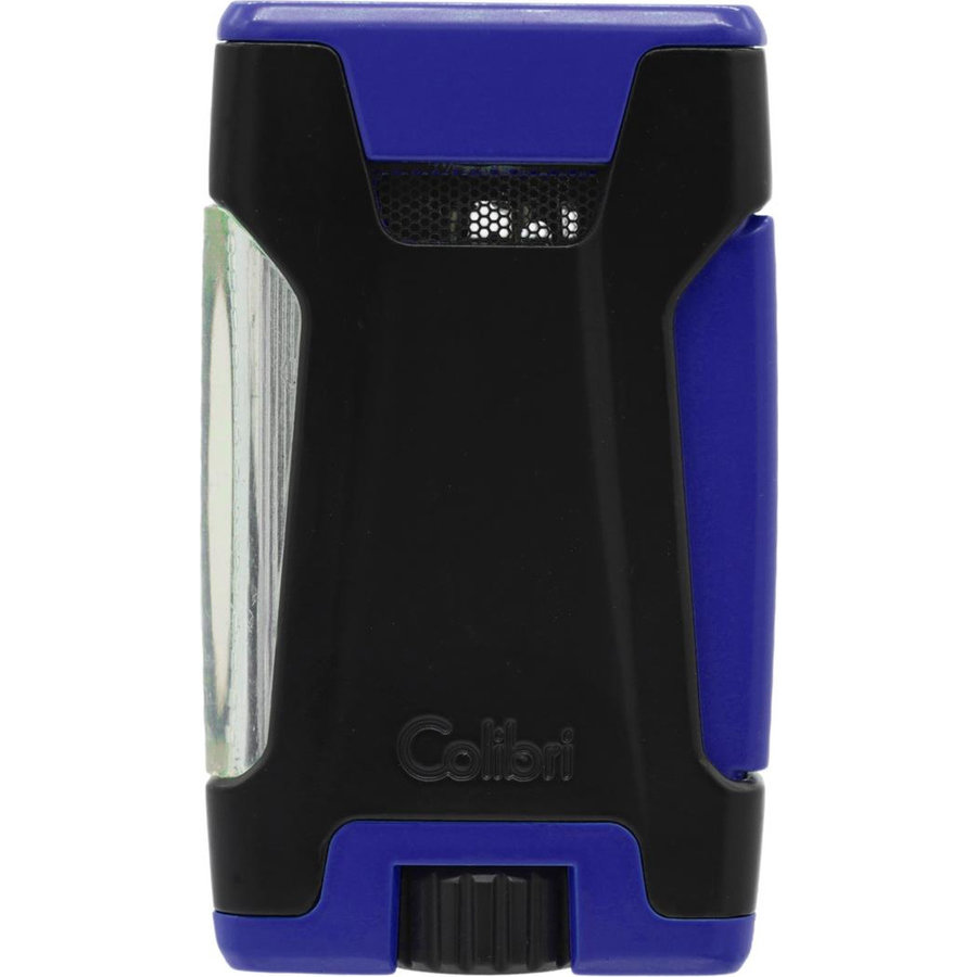 Lighter Colibri Rebel Blue