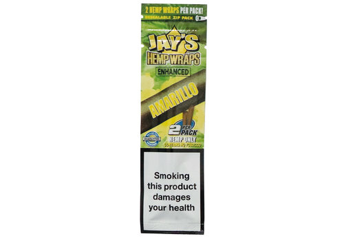 Juicy Jays Hemp Wraps Amarillo