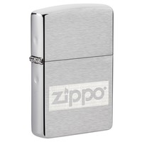 Gift Set Zippo Lighter with Hip Flask