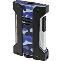 Aansteker S.T. Dupont Defi Extreme Blue Camouflage