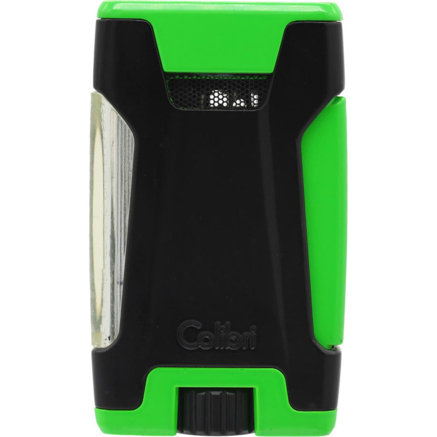 Aansteker Colibri Rebel Green