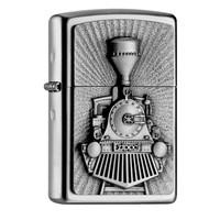 Aansteker Zippo Steam Train Emblem