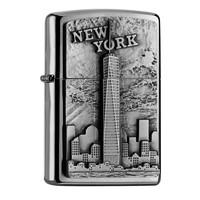 Lighter Zippo New York Emblem