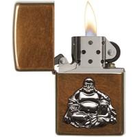 Aansteker Zippo Buddha Emblem