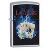 Zippo Lighter Zippo Las Vegas Smoking Aces