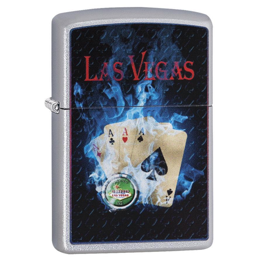 Aansteker Zippo Las Vegas Smoking Aces