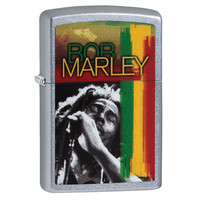 Lighter Zippo Bob Marley