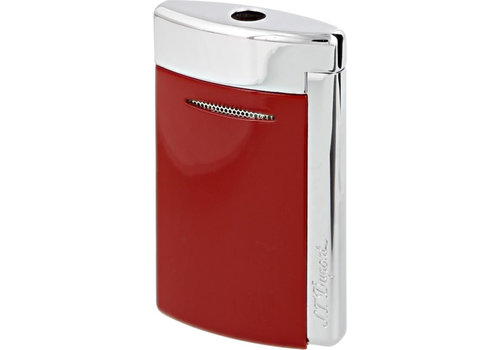 Lighter S.T. Dupont Minijet 3 Brilliant Red
