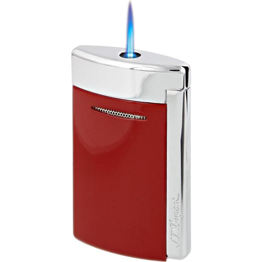 Lighter S.T. Dupont Minijet 3 Brilliant Red