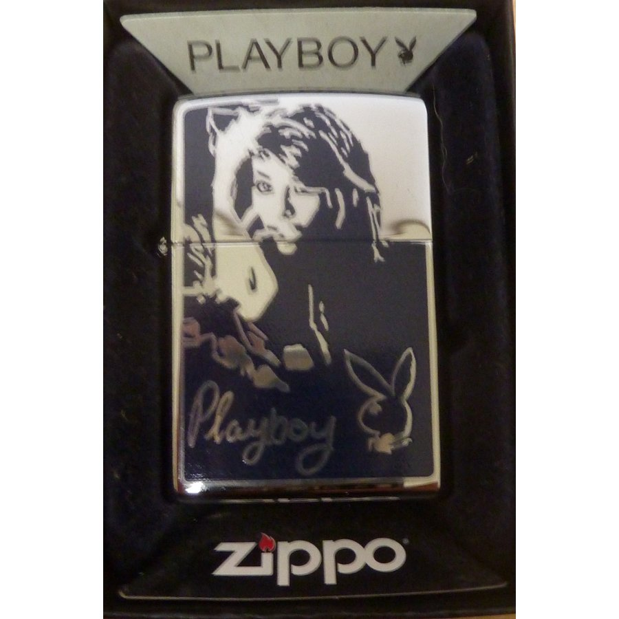 Lighter Zippo Playboy Midnight