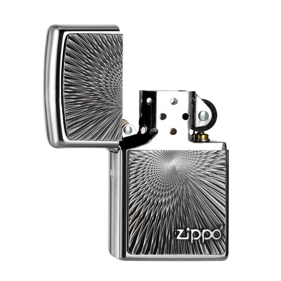 Lighter Zippo Psycho Mandala Emblem