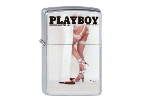 Aansteker Zippo Playboy Cover August 1975