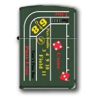 Lighter Zippo Gambling Table