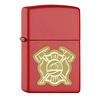 Zippo Lighter Zippo Volenteer Firefighter