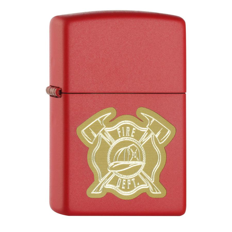 Aansteker Zippo Volenteer Firefighter