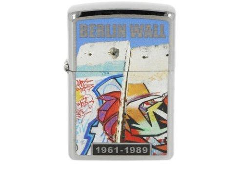 Lighter Zippo Berlin Wall