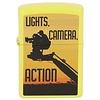 Zippo Lighter Zippo Camera Man