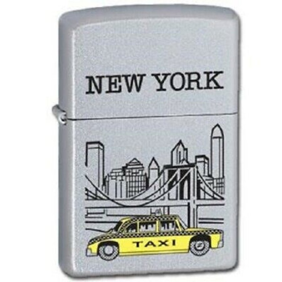 Lighter Zippo New York Yellow Cab