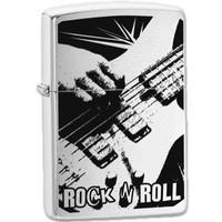 Aansteker Zippo Rock n Roll Guitar