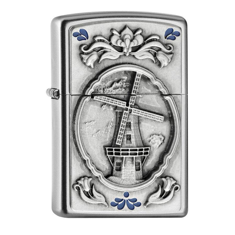 Aansteker Zippo Windmill Emblem
