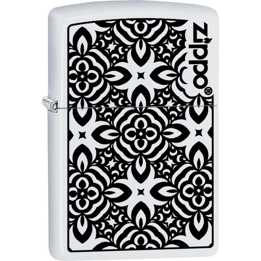 Aansteker Zippo Black Pattern