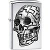 Zippo Aansteker Zippo 3D Skull