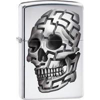Aansteker Zippo 3D Skull