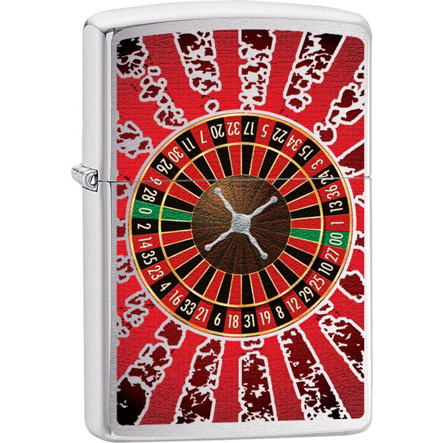Aansteker Zippo Roulette Wheel
