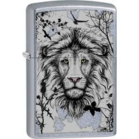 Lighter Zippo Lion Head