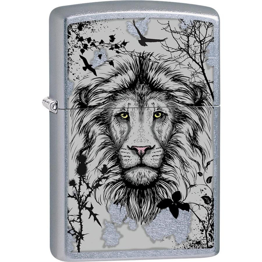Aansteker Zippo Lion Head