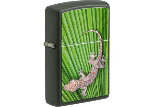 Lighter Zippo 3D Print Gecko